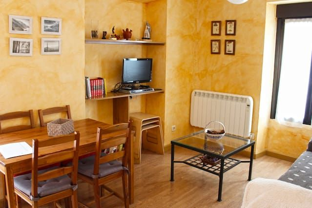 Alojamiento con wi-fi en La granja de san ildefonso