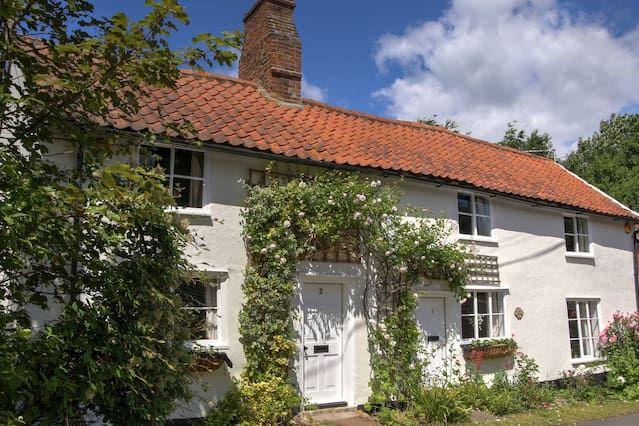 Cottage con Encanto 18C enumerado 20 minutos en coche de Cambridge y Royston WIFI GRATIS