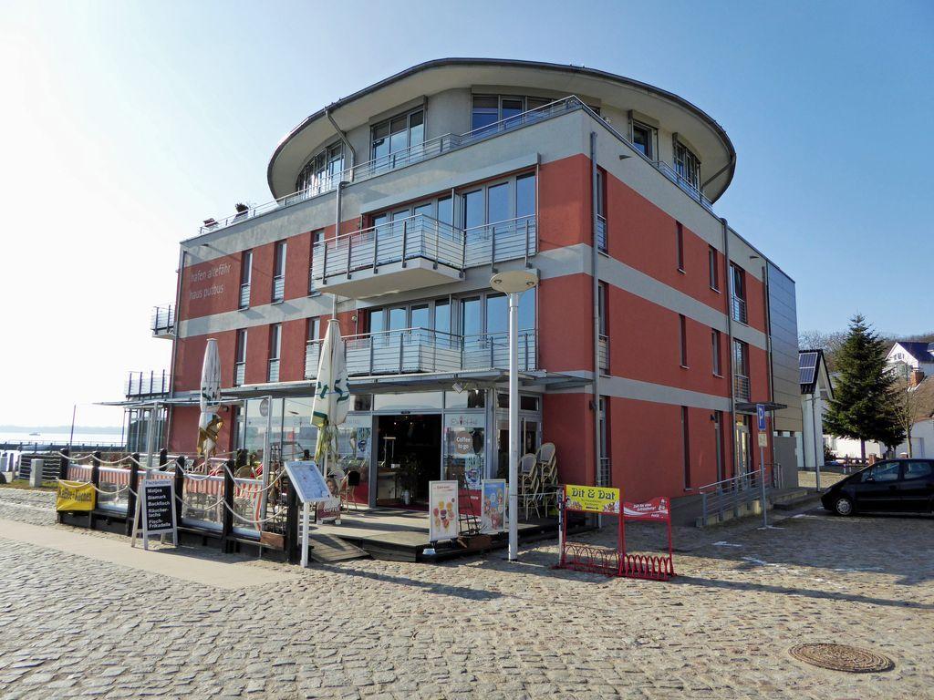 Chalet auf 67 m² in Altefähr