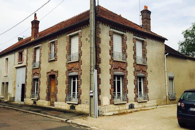 casa de pueblo cerca Larchant
