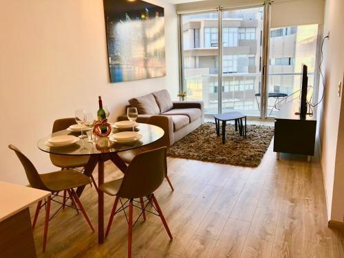 Apartamento de 1 habitación en Monterrey