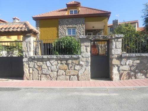 Casa panorámica en Ortigosa del monte