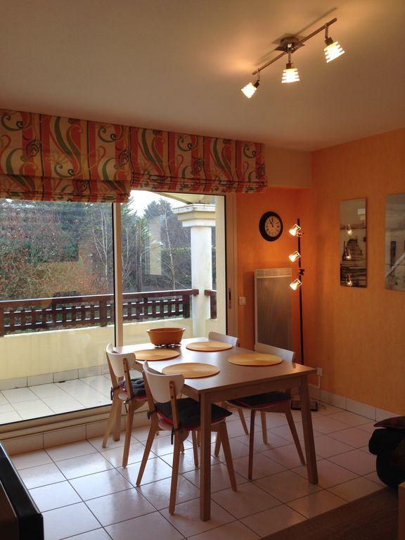 Équipé hébergement de 45 m²