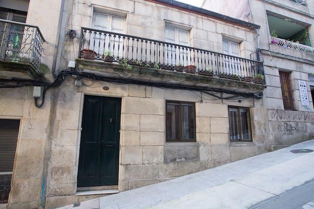 Vivienda panorámica en Vigo