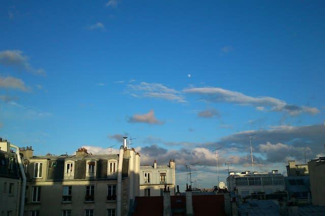 Unterkunft mit 1 Zimmer in Paris
