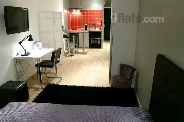 Appartement avec wi-fi à Toulouse