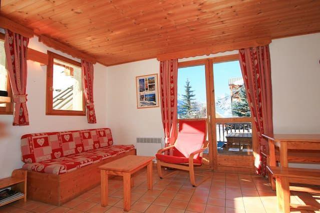 Alojamiento en Nevache para 4 huéspedes
