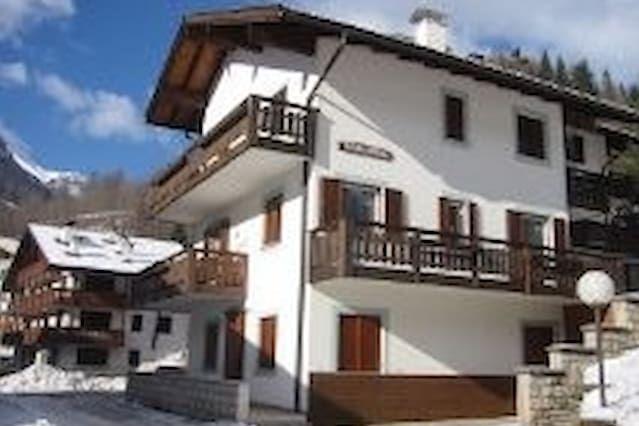 Appartamento Sassolungo