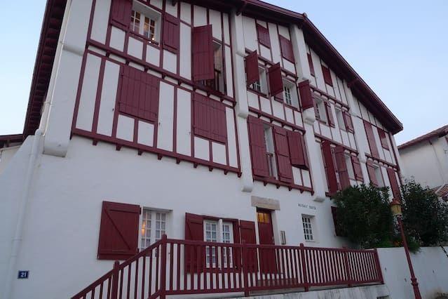 Alojamiento de 40 m² en Ciboure