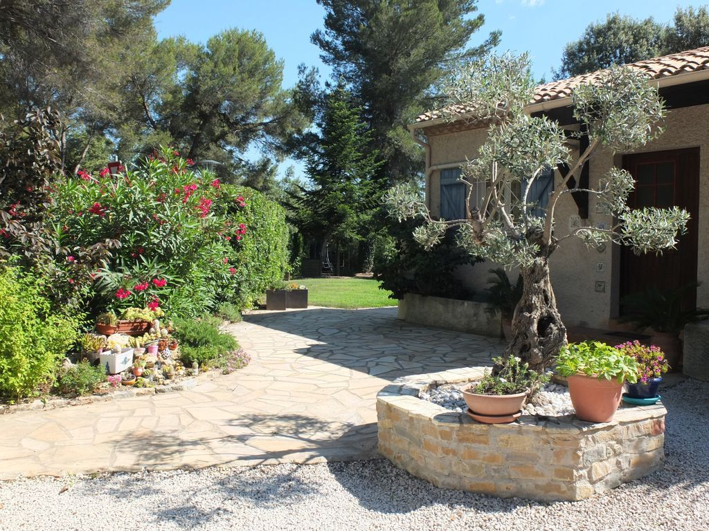 Residencia maravillosa en Languedoc roussillon