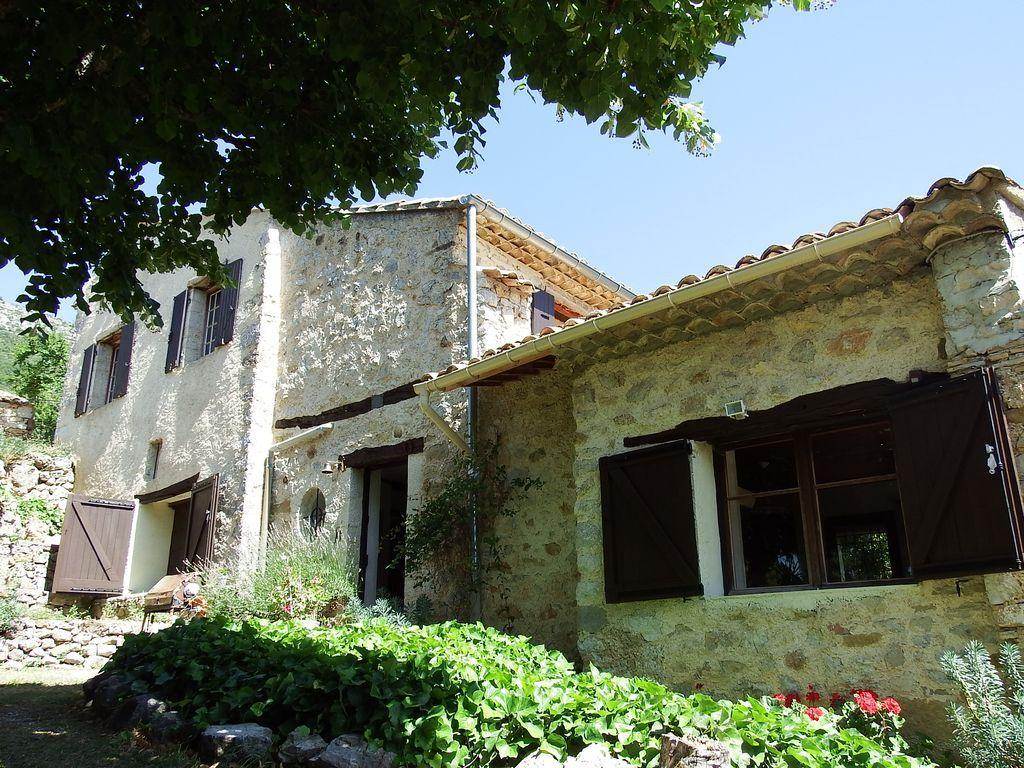 Alojamiento en Drôme para 4 personas