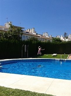 Ideal apartment with Kitchen and Laundry in Benalmádena