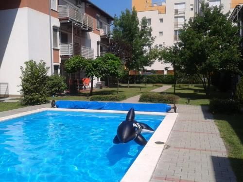 Apartamento de 45 m² en Balatonszabadi fürdőtelep