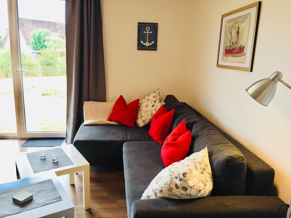 Ferienwohnung auf 90 m² mit 2 Zimmern