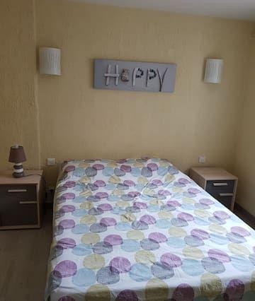 Alojamiento familiar de 3 habitaciones