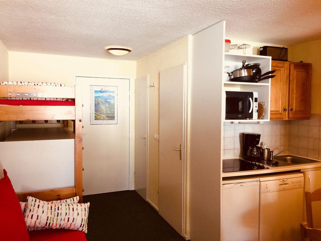 Apartamento con parking incluído de 25 m²