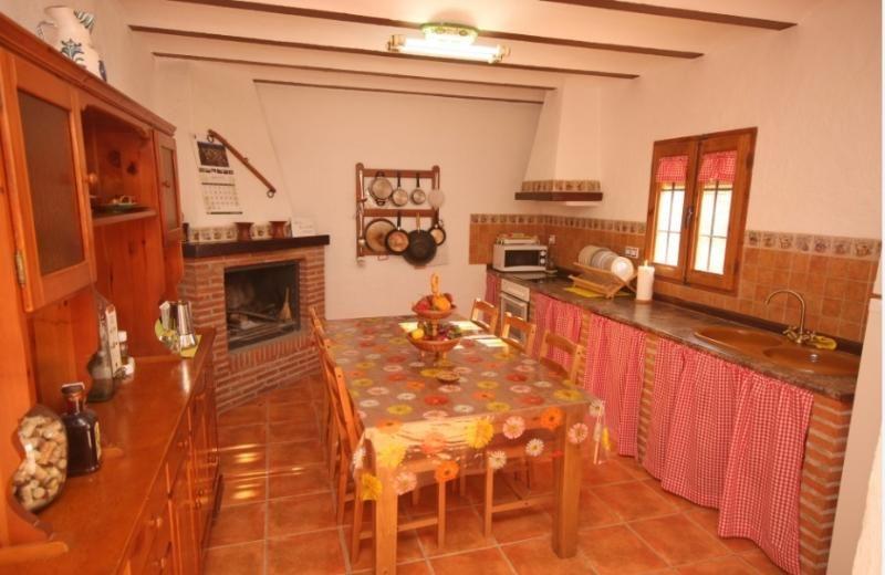 Casa Rural de 100 m2 para 6 pe