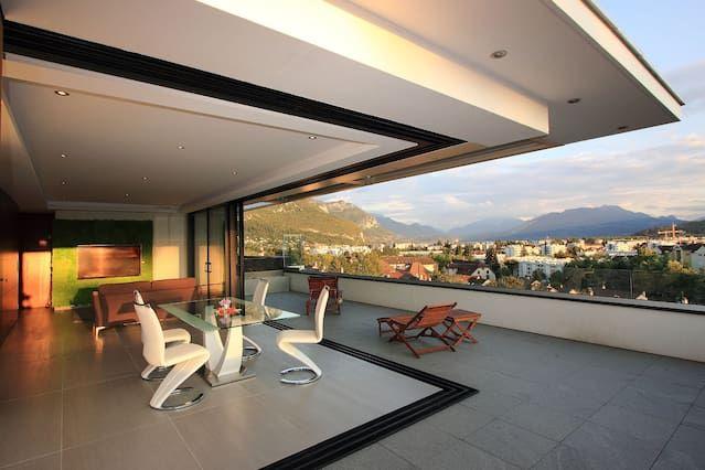Hébergement à Annecy avec 1 chambre