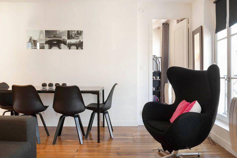 Hébergement pour 4 PAX à Saint-germain-en-laye