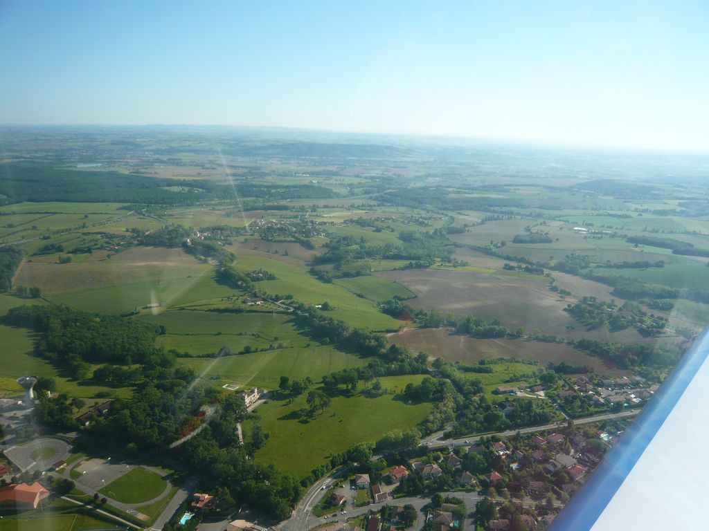 Residencia de 2 habitaciones en Montastruc-la-conseillère