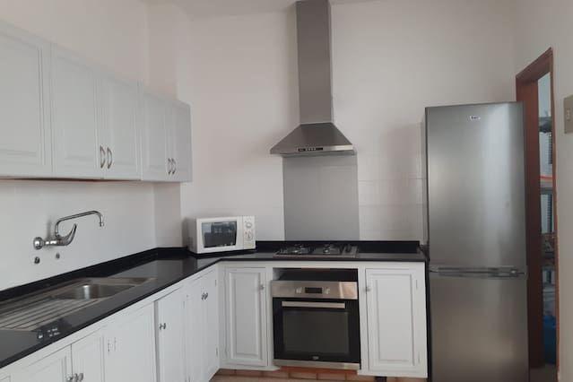 Apartment in San nicolás with 1 room