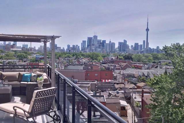 Million Dollar View of Toronto