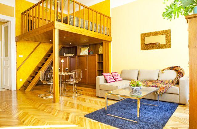 Apartamento perfecto con  Wifi en Budapest