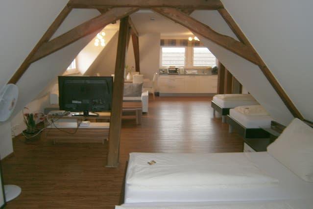 Equipped holiday rental in Niederhausen
