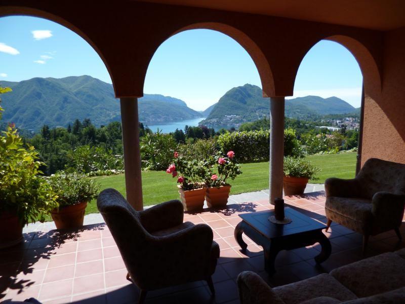 Alojamiento de 3 habitaciones en Lugano
