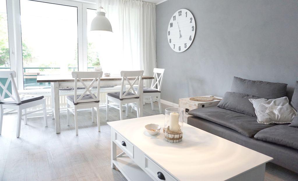 Apartment für 4 Gäste in Langeoog