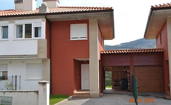 Chalet con jardín y garaje , 3 habitaciones