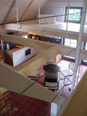 Haus auf 65 m² mit Balkon