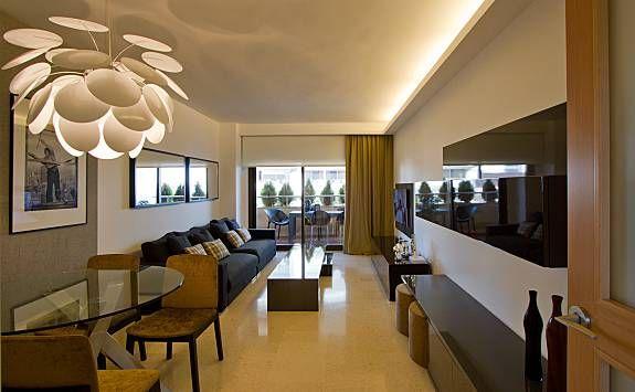 Logement à Marbella à 2 chambres