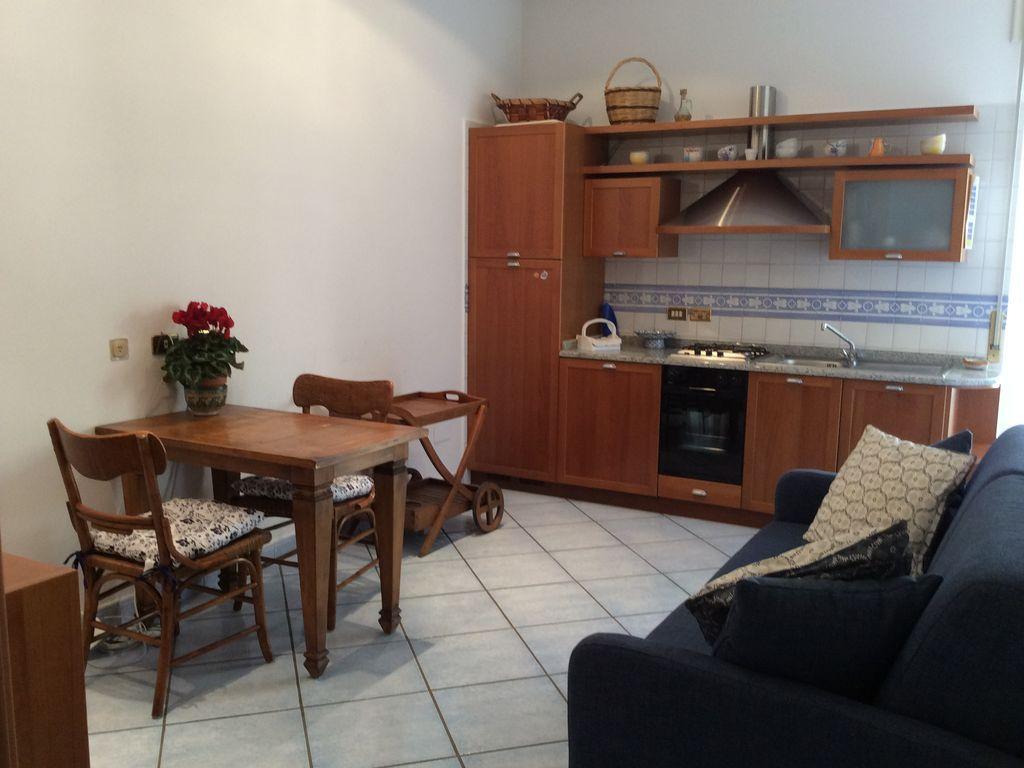 Appartamento di 20 m² per 5 ospiti