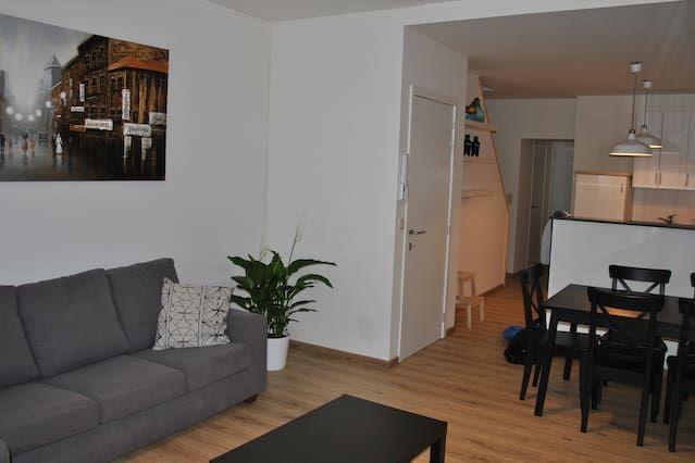 Aurora Duplex apartment