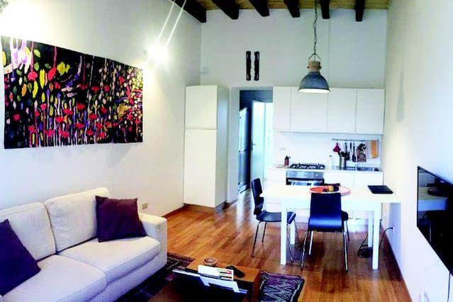Atractiva residencia de 1 habitación