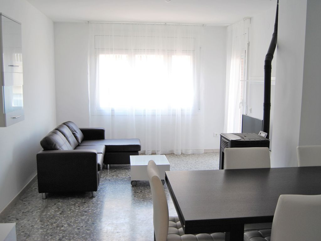 Apartamento con parking incluído en Solsona