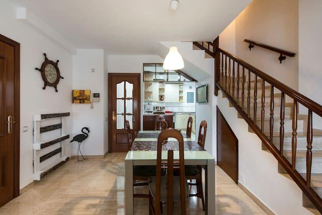 Vivienda dotada de 170 m²