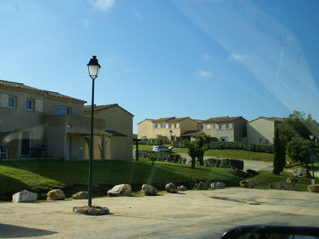 Résidence Le Domaine des Hauts de Salavas *** - Apartamento 3 Personas