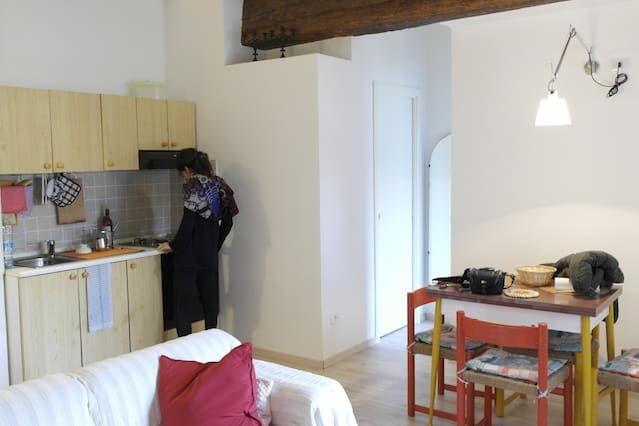 Apartamento para 4 personas en Marta