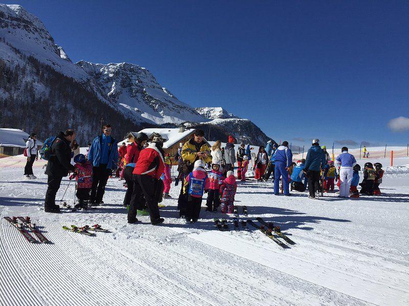 Ski Apartment -Val di Fassa -San Pellegrino-6 beds
