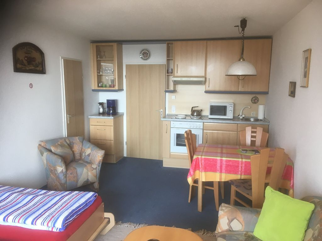 Equipped holiday rental for 3 guests