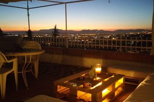 Monachil: Granada y Sierra Nevada