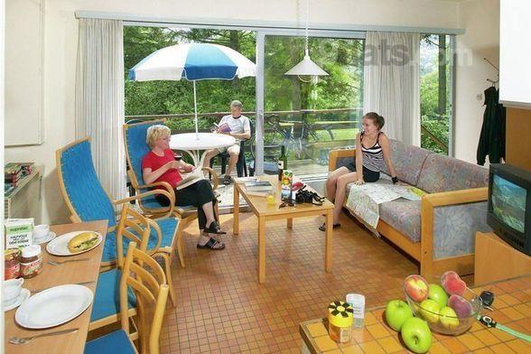 Wohnung mit pool de 39 m²