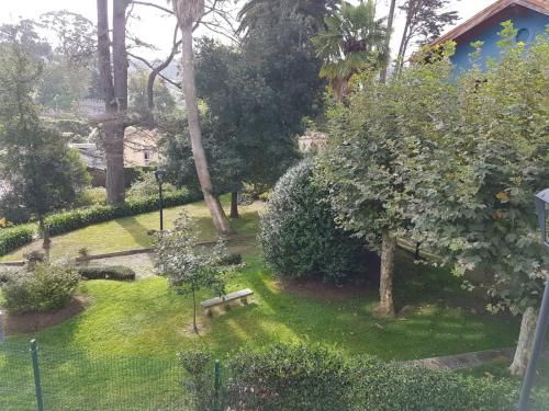 Apartment with garden in Culleredo