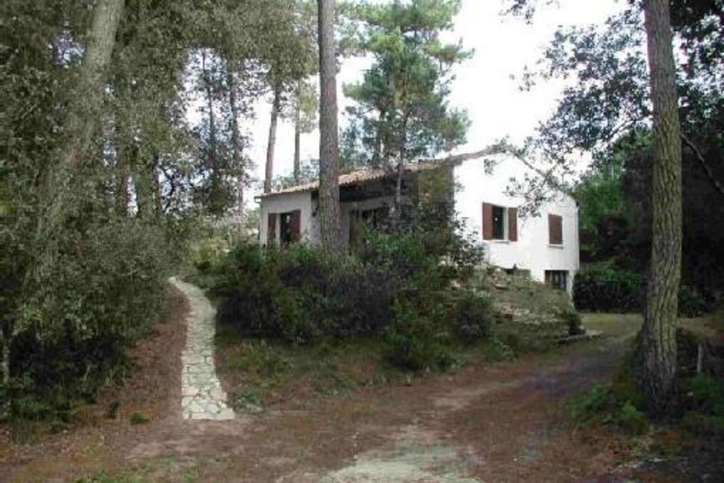 Casa frente al mar con Encanto (400 m) Meschers / Gironde