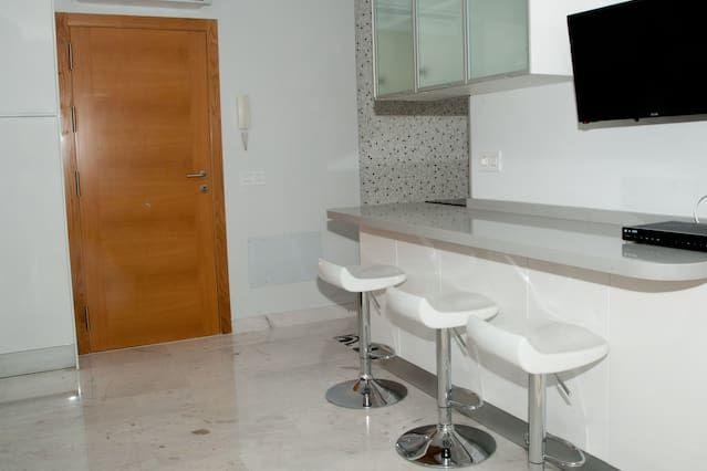 Apartamento precioso con  TV por cable en Santa cruz de tenerife