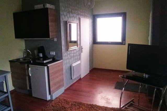 Apartamento para 4 personas en Damigny