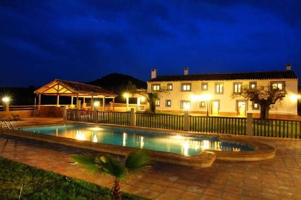 Casa con piscina para 4 personas