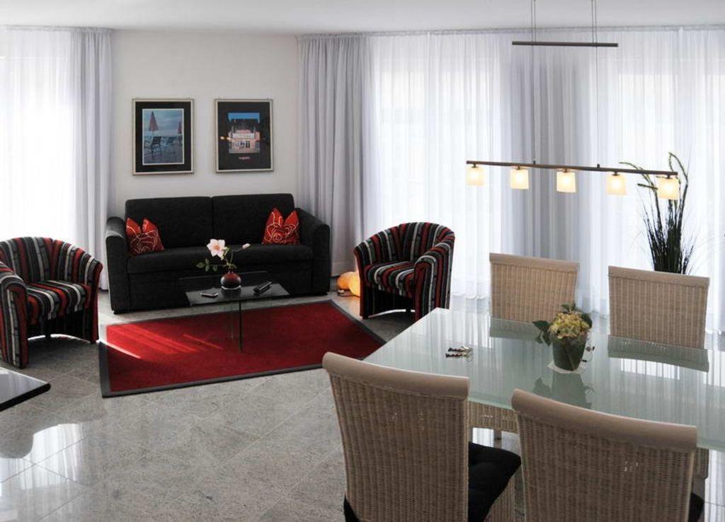 Apartment für 3 Gäste mit 1 Zimmer